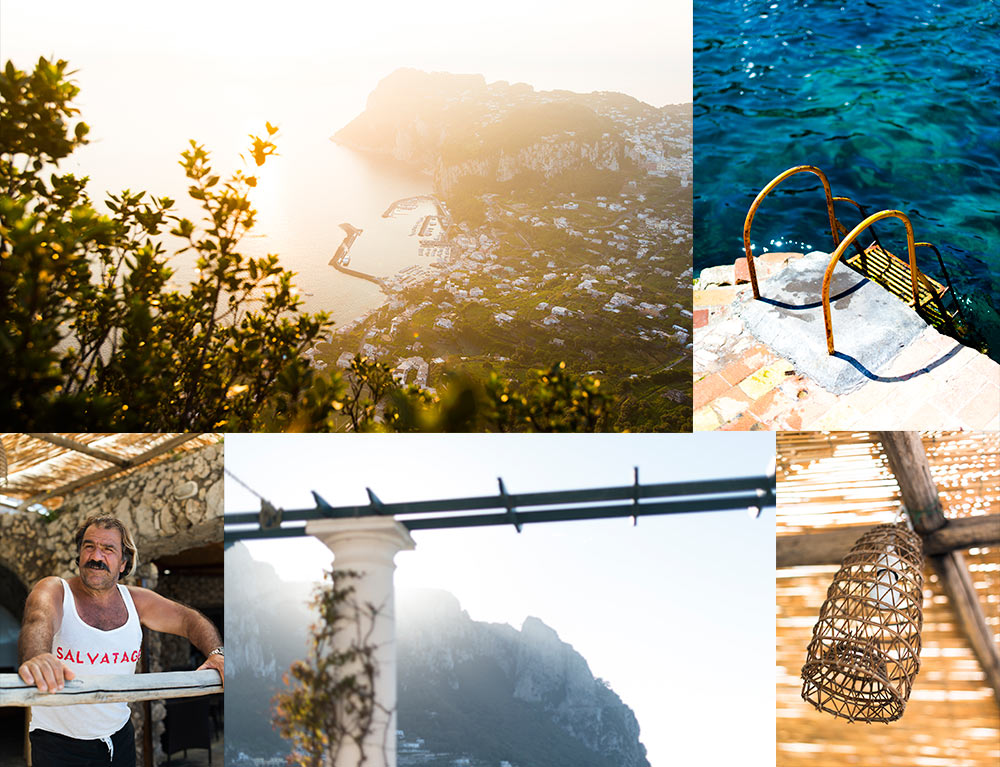 The Zen Photographer Capri Travel Photography