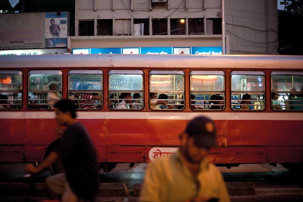 New Delhi, India 2011. ©Jens Lennartsson