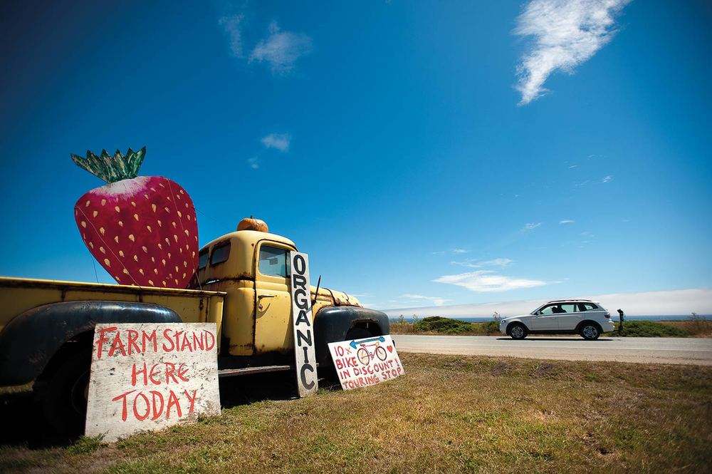 California, Highway One @Jens Lennartsson