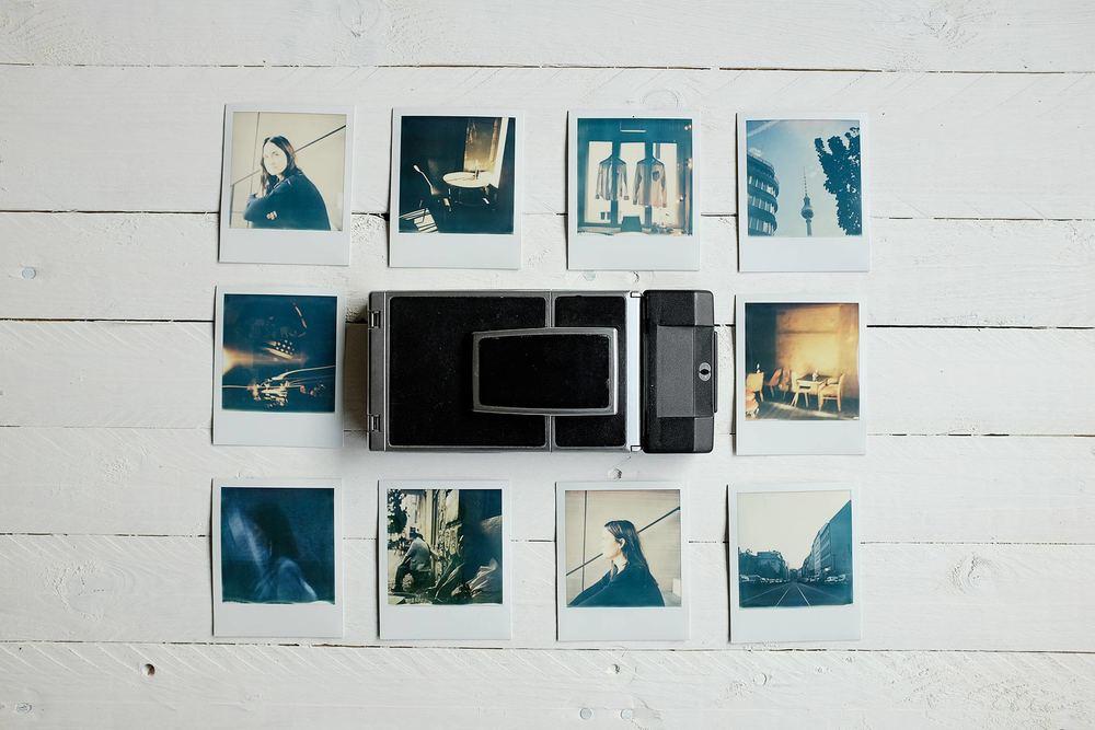 Polaroids ©Jens Lennartsson