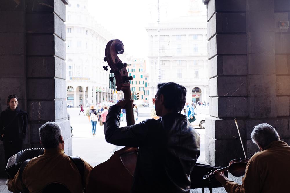 Genoa, Italy 2015 ©Jens Lennartsson