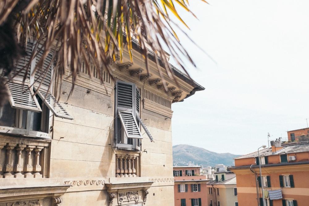 Genoa, Tuscany Italy