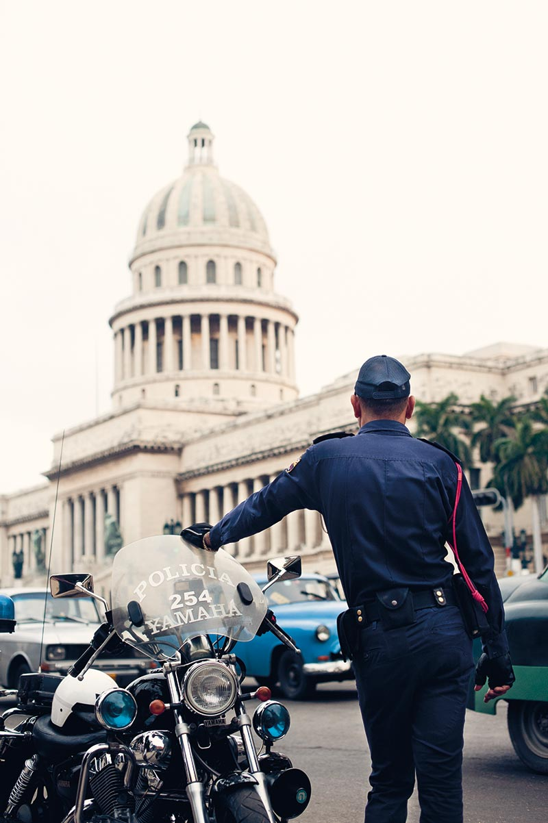 Capitolio, probably the most photographed building in Havana. ©Jens Lennartsson, 2012