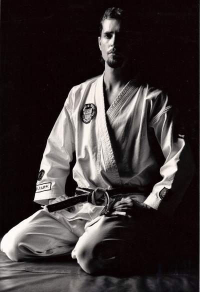 Early Karate in Toledo - Sensei Hurtsellers photo from 1988