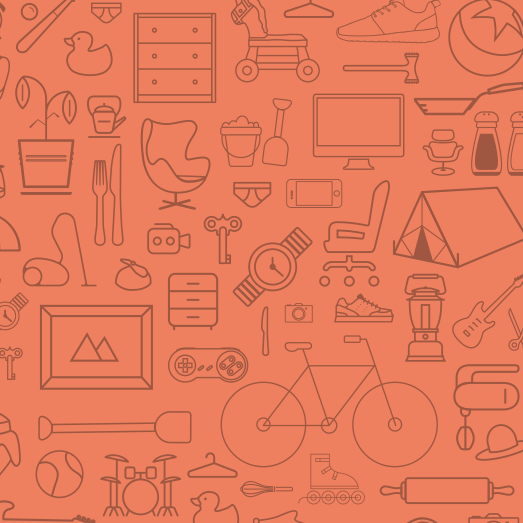 CONCEPT DESIGN | Garage Sale App