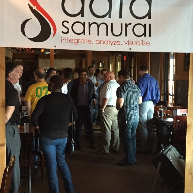 Stop by our launch at Opal Divines and grab some great food! #bigdata #dataviz #analytics