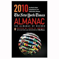Senior Editor: The New York Times Almanac (ed. 2007–2011)