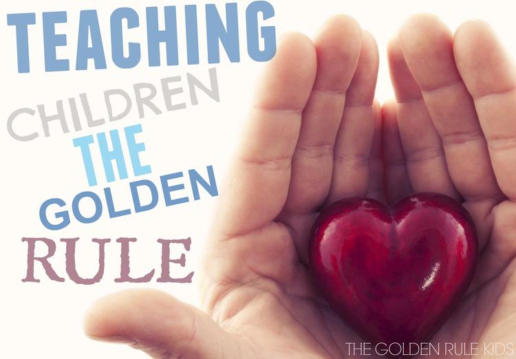 Teaching Children the Golden Rule