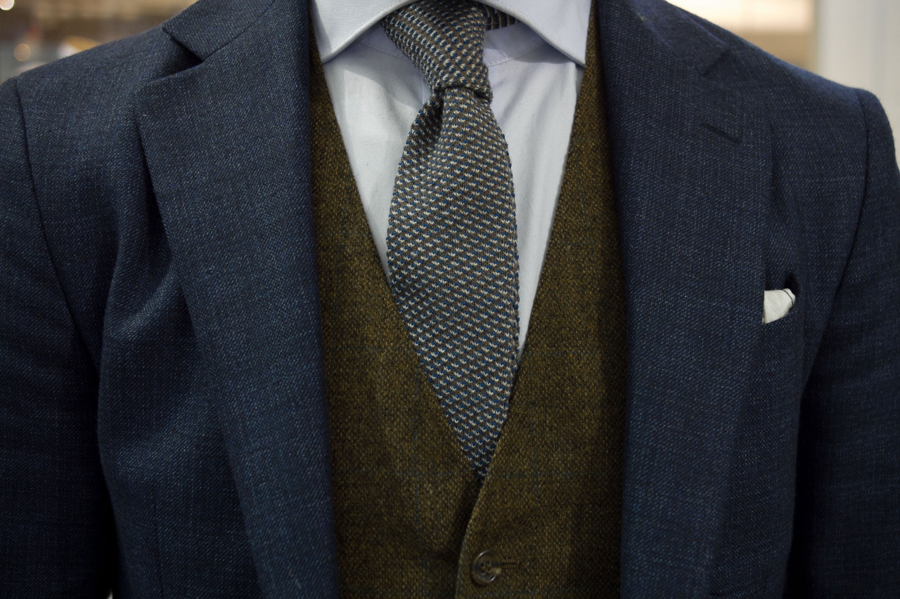 Handmade 1701 jacket.