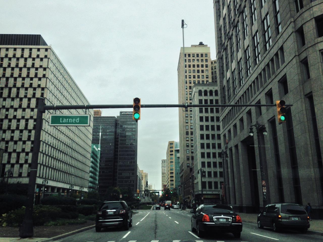 Detroit proper.