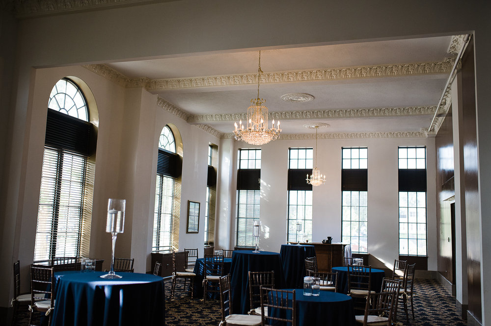 The Meridian Room