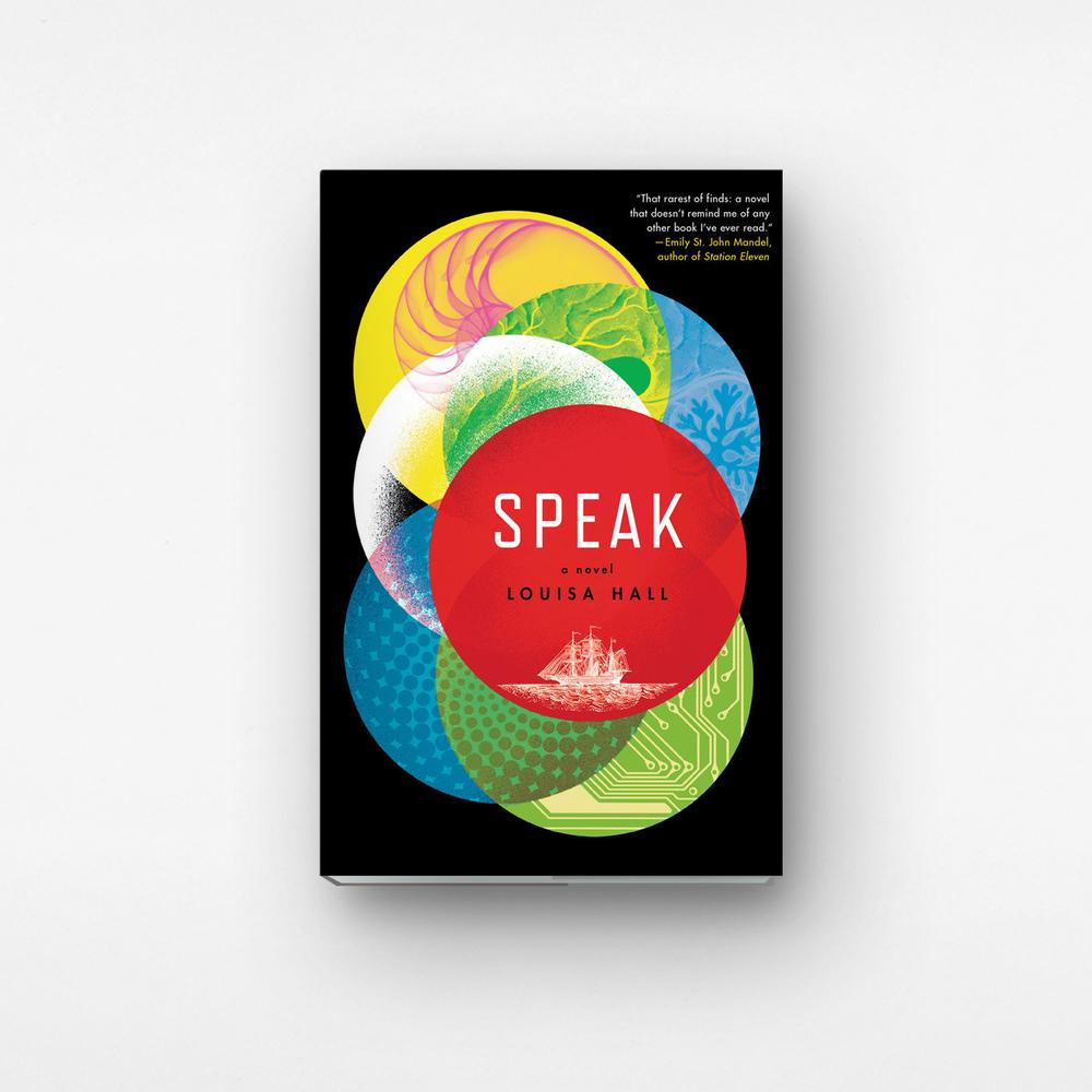 Speak designed by Jim Tierney