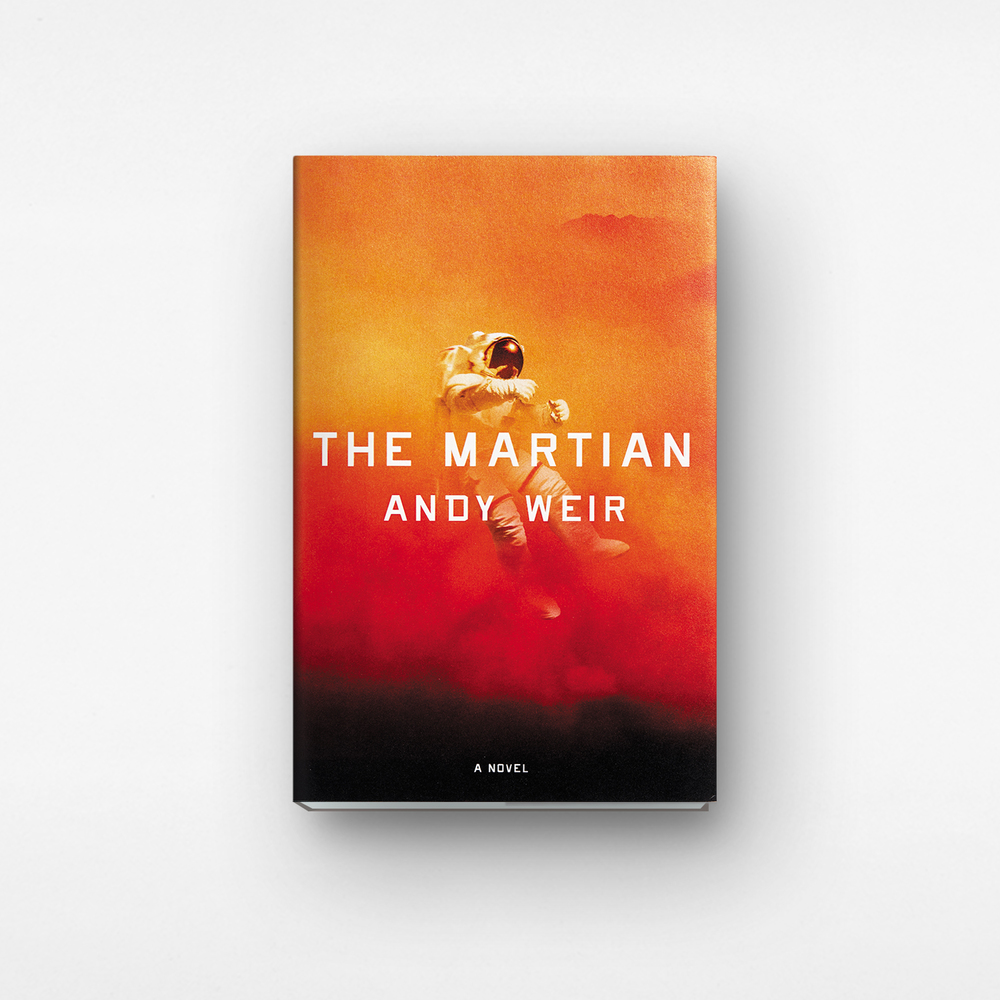 The Martian designed by Eric White