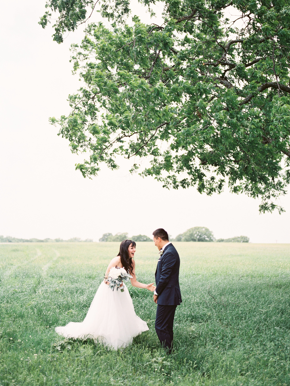 Dallas Outdoor Wedding Photography