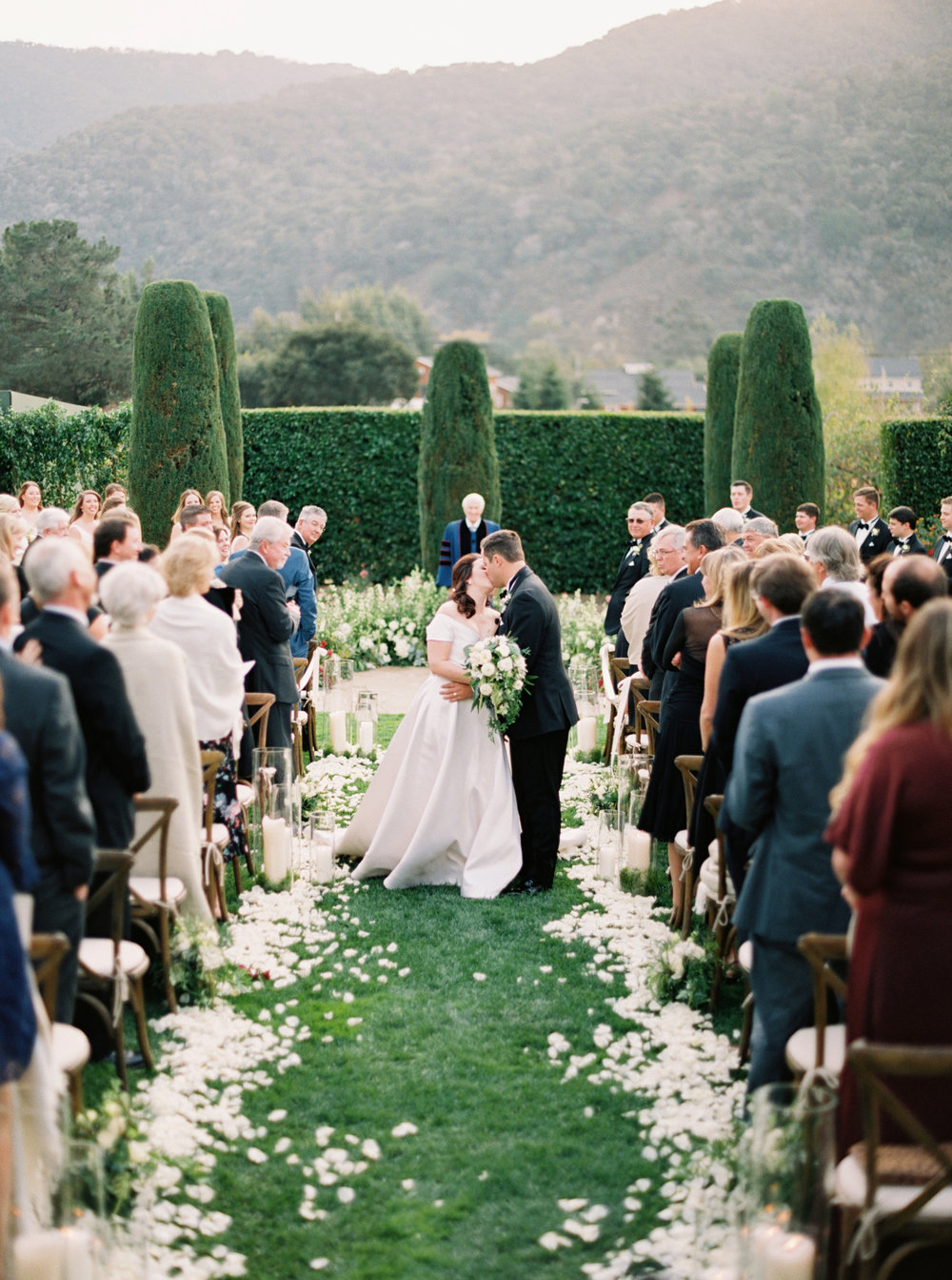 Mark + Kailey | Carmel Valley, California