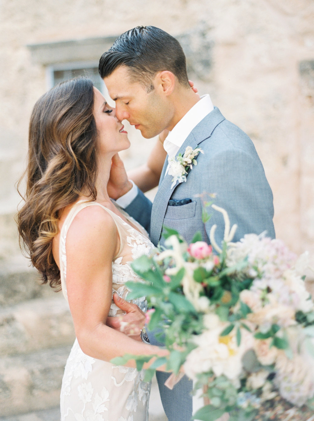 Southern Italy destination wedding at Masseria Montenapoleone, by Dallas destination wedding photographer Tracy Enoch