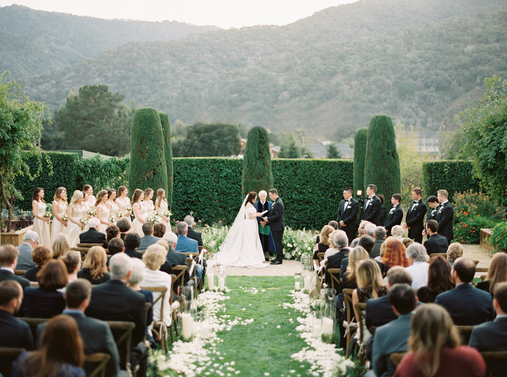 Picturesque Carmel-by-the-sea California wedding, by Dallas destination wedding photographer Tracy Enoch