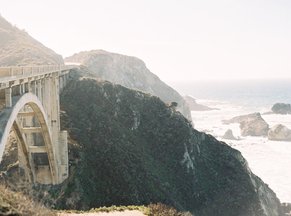 Picturesque Carmel-by-the-Sea California destination wedding photographed by Tracy Enoch
