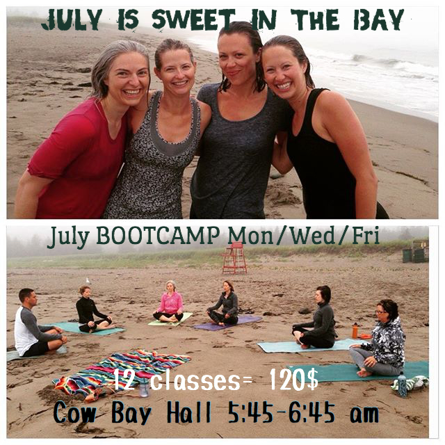 July 2015 BOOT CAMP!!!