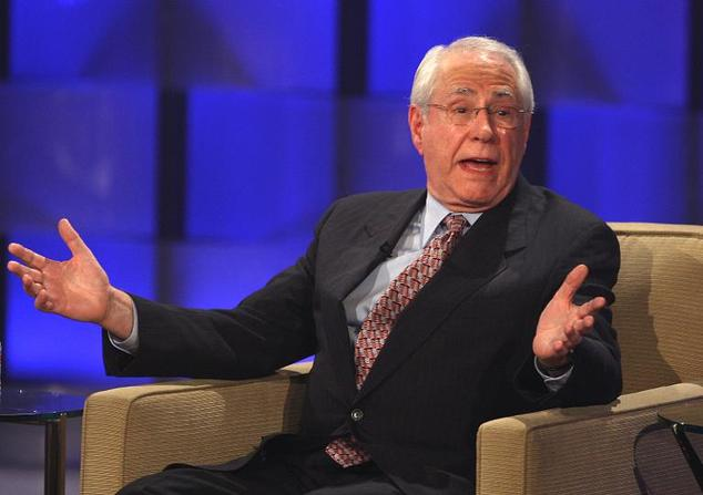 Former US senator Mike Gravel, seen here in August 2007, has been appointed as the head of cannabis company Kush, which produces marijuana products for recreational and medicinal use, its parent company said ©Robyn Beck (AFP/File)