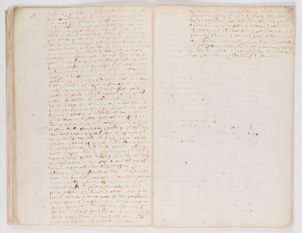 Ordinances of New Amsterdam, page 32-33