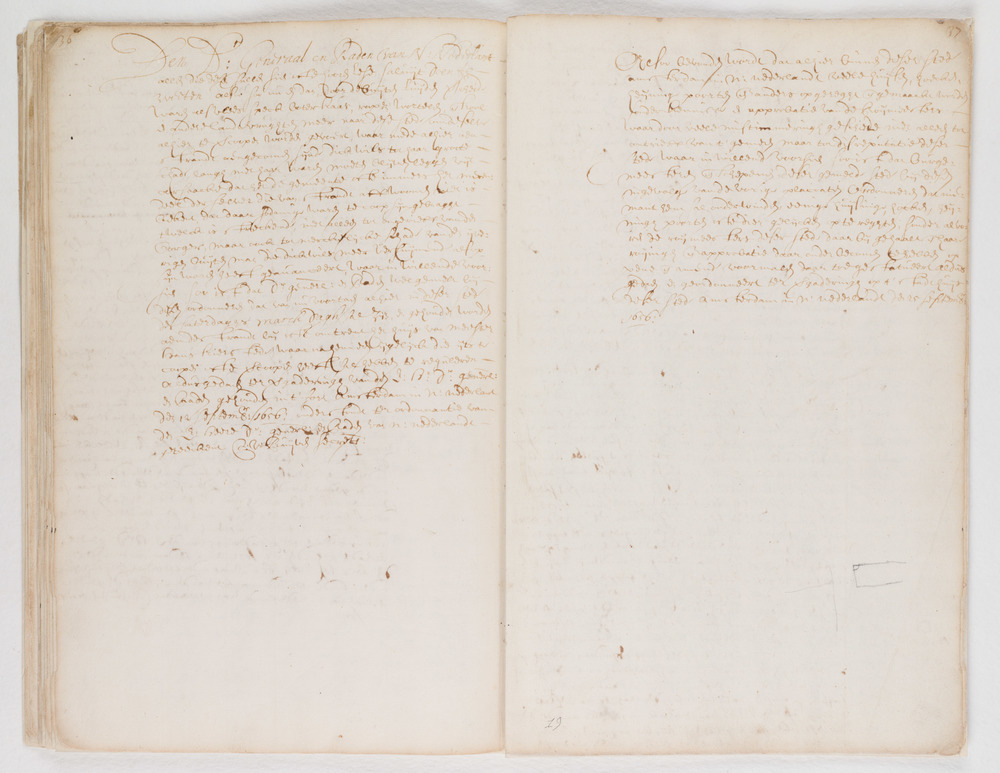 Ordinances of New Amsterdam, page 36-37