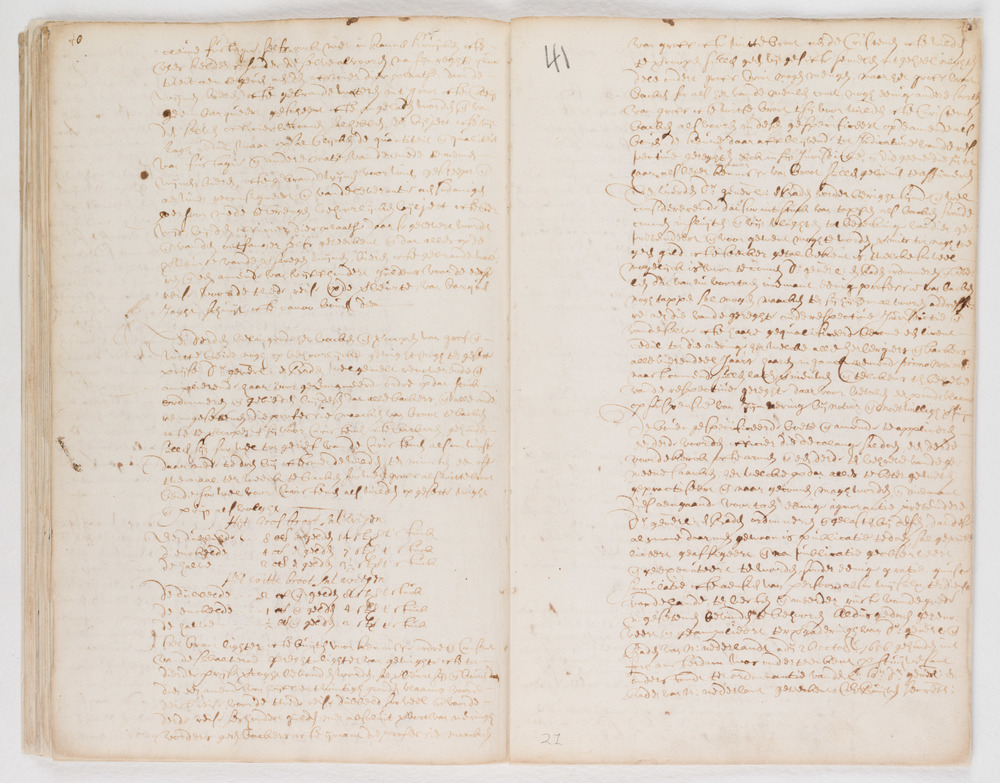 Ordinances of New Amsterdam, page 40-41
