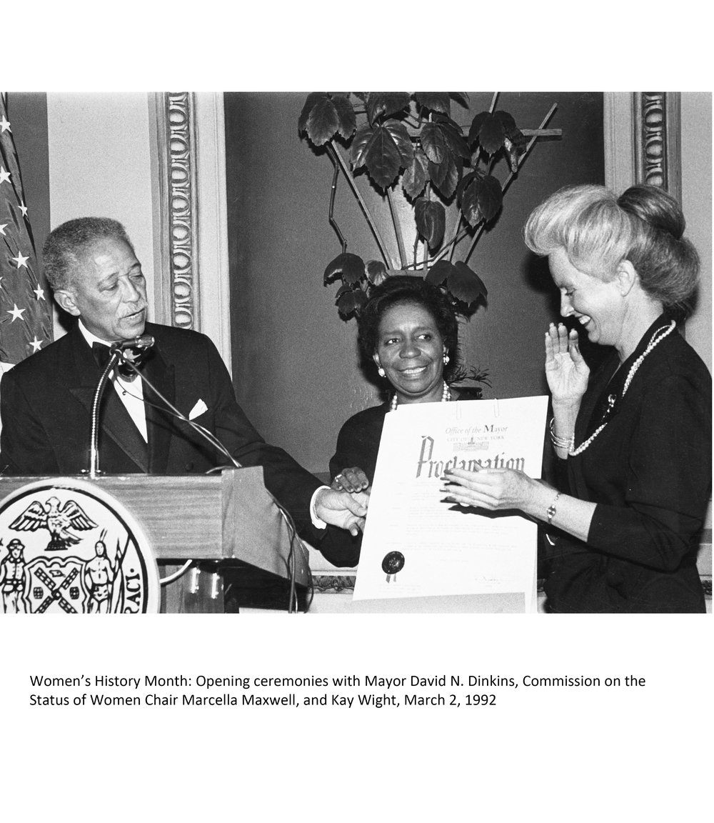 dinkins womens history month.jpg