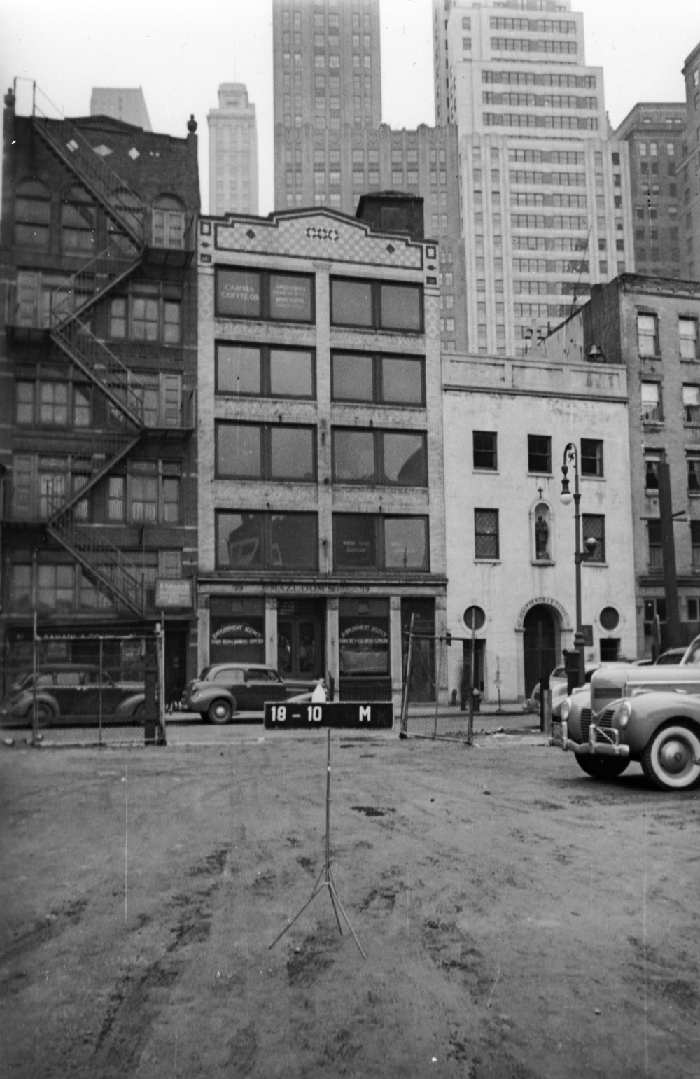 59 Washington Street, ca. 1939