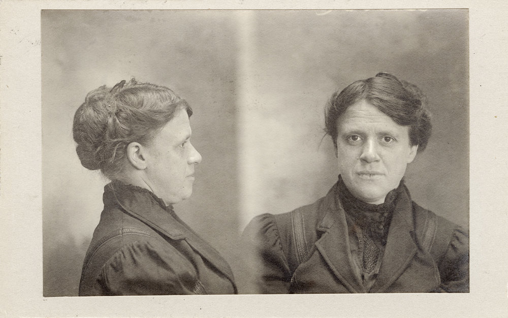Catherine Brenzel, March 13, 1914    Crime: Rape