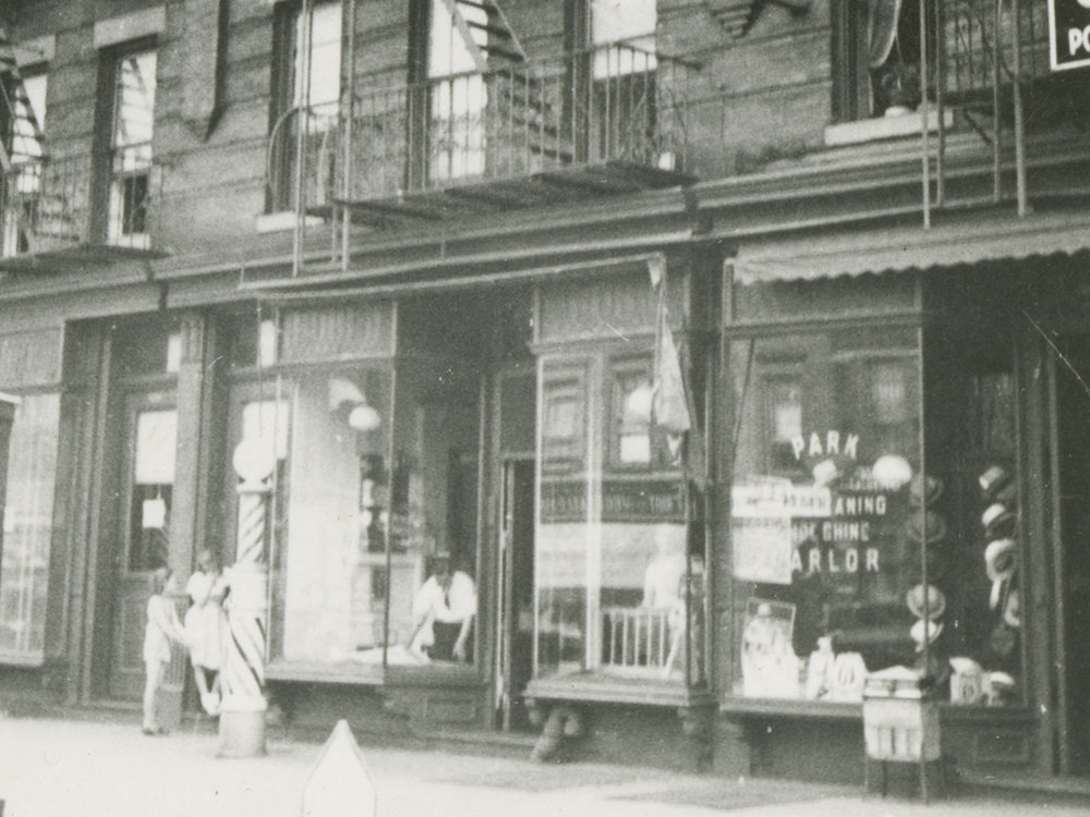 4409 5th Ave, Brooklyn, NY. 1939-1941.  NYC Municipal Archives.