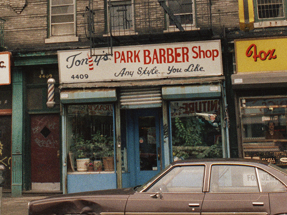 4409 5th Ave, Brooklyn, NY. 1983-1988.   NYC Municipal Archives.