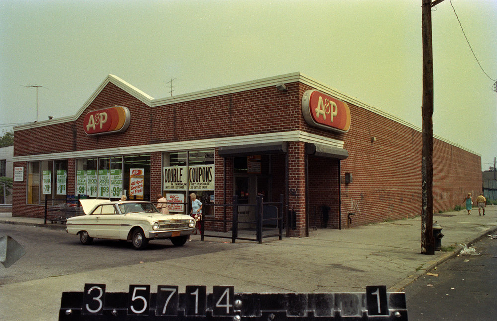 6013 8th Ave. (at 60th St.), Brooklyn, 1983-1988. NYC Municipal Archives.