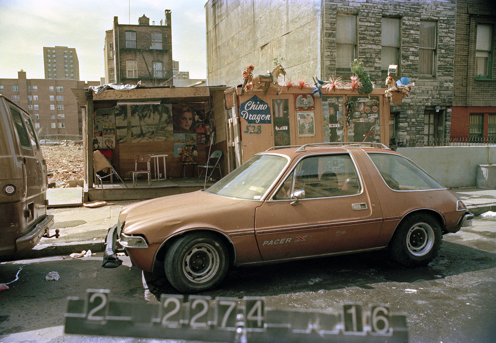 East 148th St. near Brook Ave, Bronx, circa 1985. Dept. of Finance, NYC Municipal Archives.
