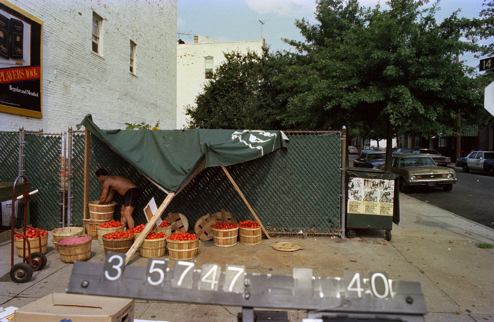 14th Ave. near 64th St., Brooklyn, circa 1985. Dept. of Finance, NYC Municipal Archives.