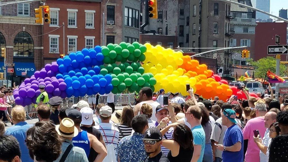 Homosexual office excitement