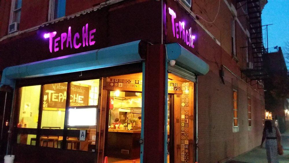 Tepache, 361 Halsey St.