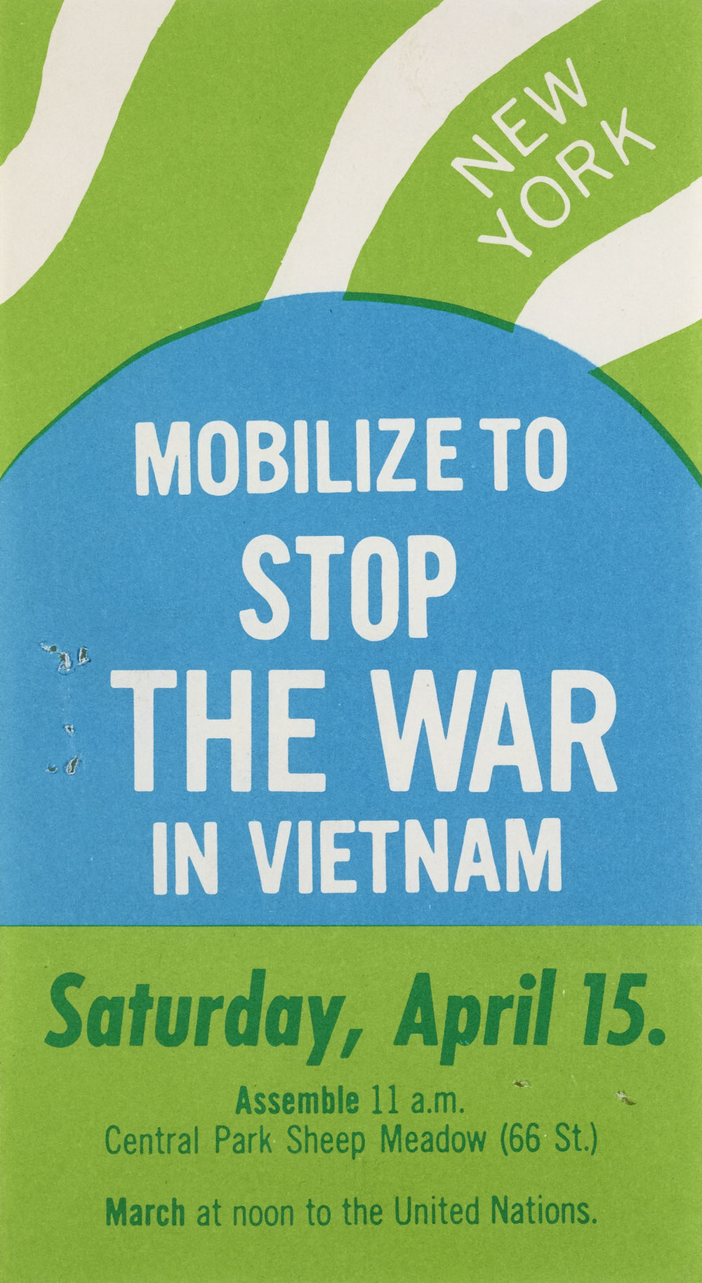 Mobilize to Stop the War, 1967