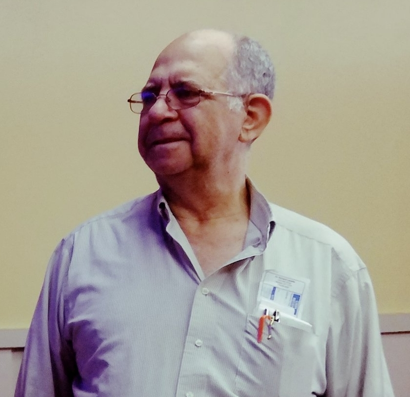 Juan Nunez, owner of International.