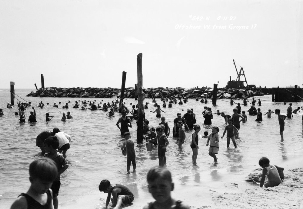 August 11, 1927, Far Rockaway, Borough President Queens Collection