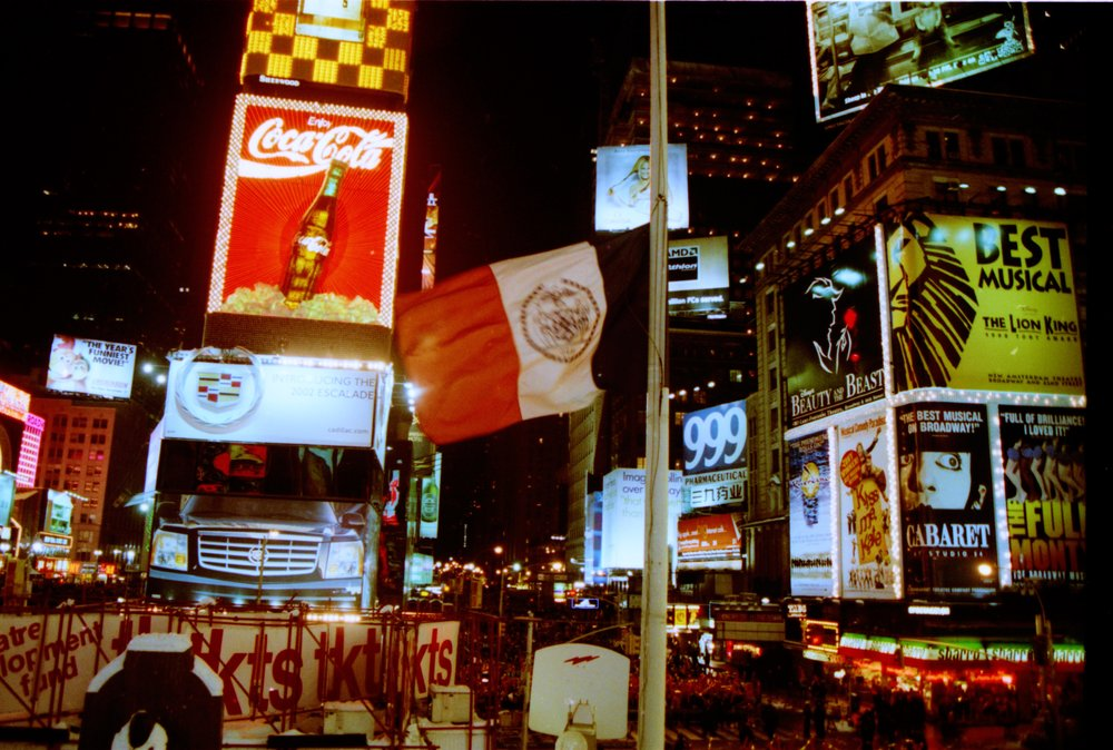 Times Square, 2002