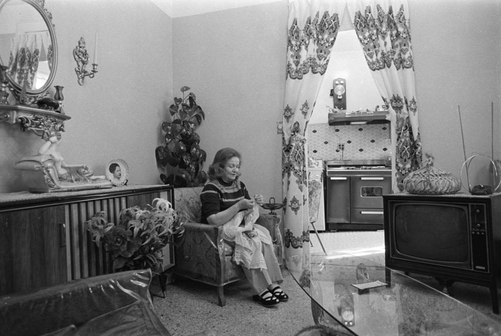 Rehabilitation completed, 665 Prospect Avenue, Longwood, Bronx, March 1973. Photograph by Leonard Boykin.