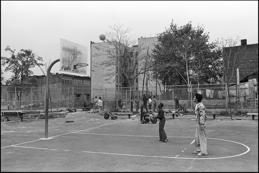 Bushwick, Brooklyn, April 1981. Photographer unknown.