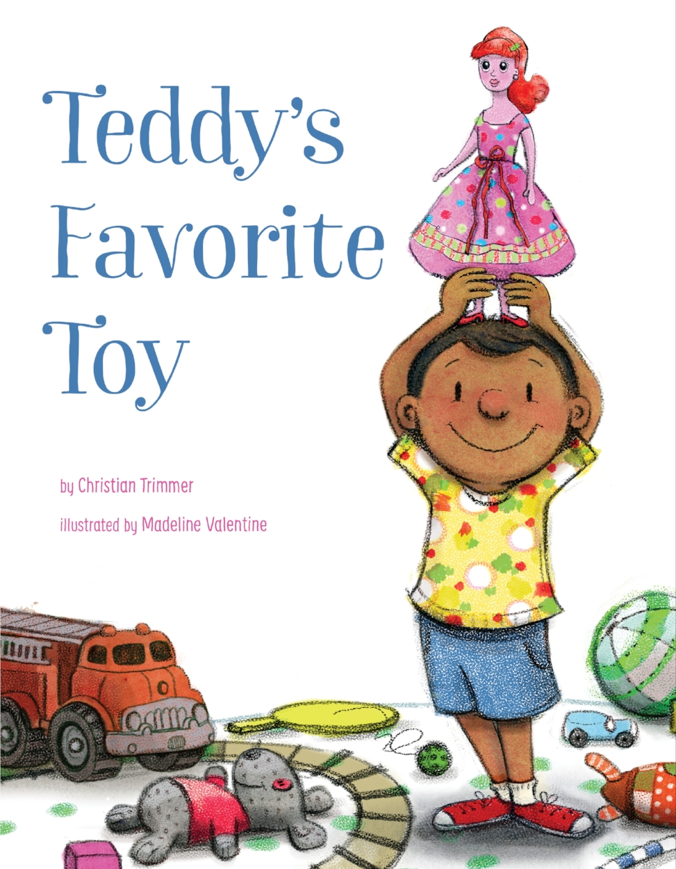 Front Cover - Teddy's Favorite Toy.jpg
