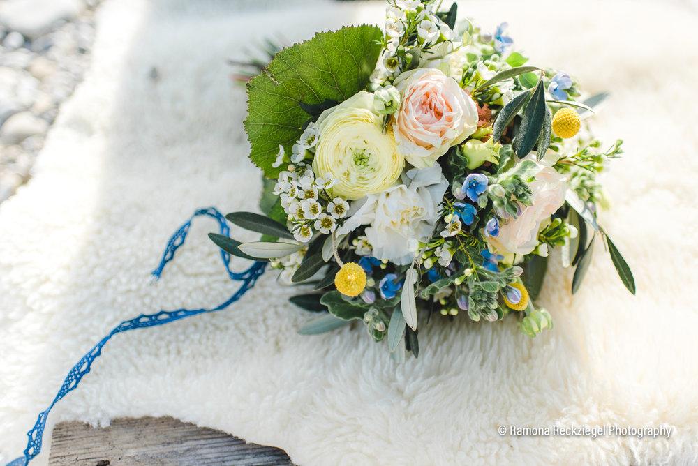 Inspiration pur - Hochzeitsfloristik von den Sieben Rosen