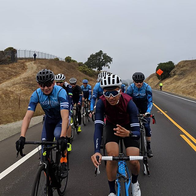 Our weekly road ride will be cancelled this week due to air quality. Our thoughts and prayers go out to anyone affected by the fires this week. Stay safe out there!