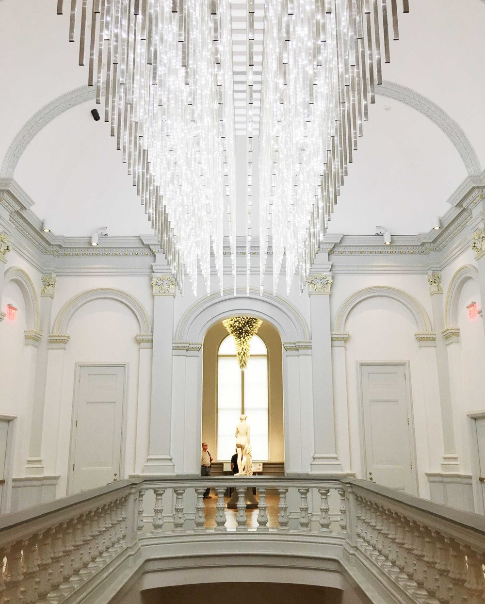 Smithsonian Renwick Gallery in Washington D.C.
