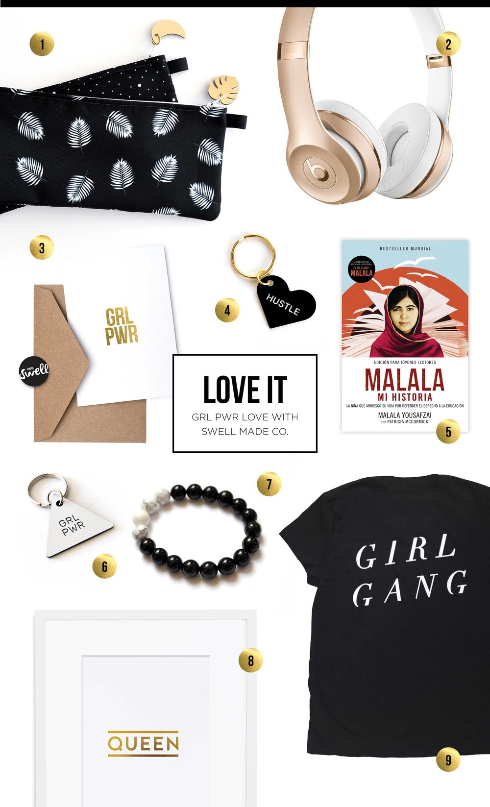 LOVE IT | Girl Power Love with Swell Made Co.