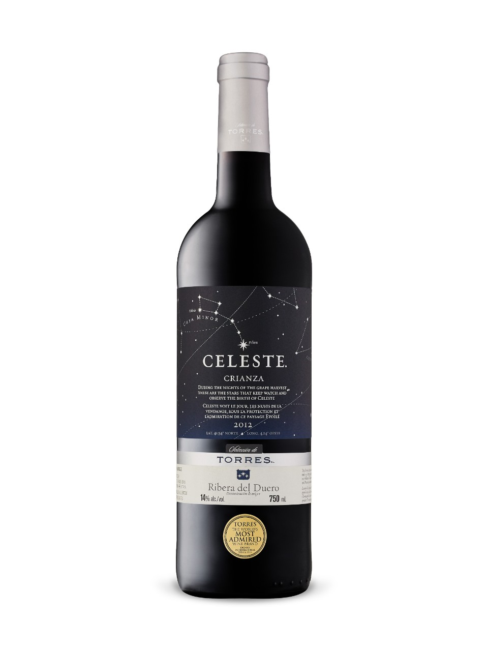Torres Celesta Crianza | Netflix & Wine by Swell Made Co.