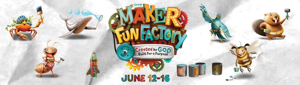 Maker Fun Factory VBC